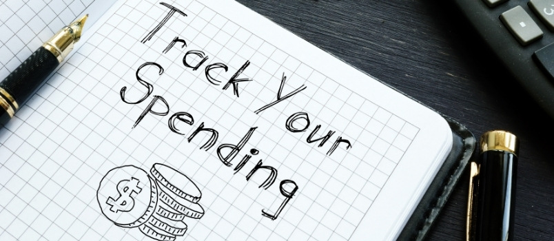 track your spending, coins - track expenses to save monthly